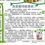 第9期(2016 12 29)-為甚麼同病異治_李宇銘博士